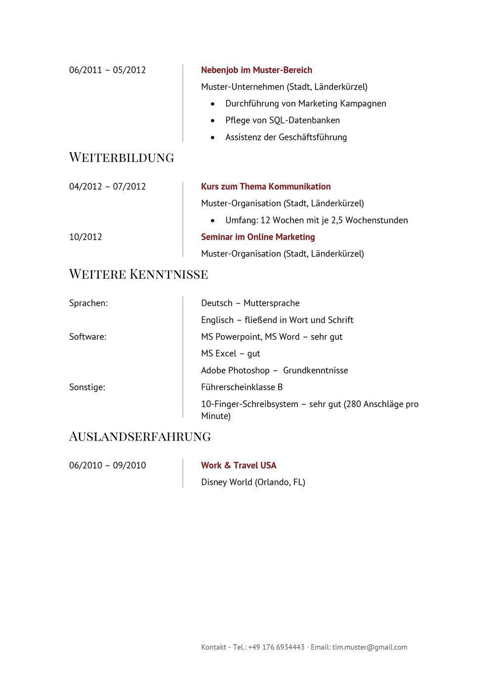 Niedlich Verwalterjob Lebenslauf Fotos Entry Level Resume Vorlagen